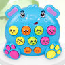 KE_ KF_ Baby Kids Educational Music Toy Electric Knock Hit Hamster Playing Gam
