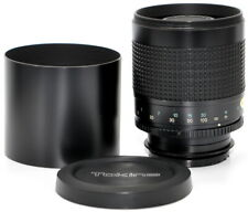 RMC Tokina Mirror Lens 1:8 f=500mm Objektiv für Canon *10