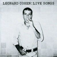 Leonard Cohen - Live Songs [CD]