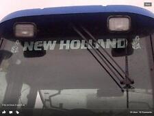 NEW Holland Trattore Sunstrip con le ragazze