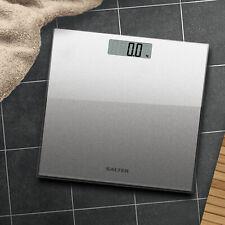 Salter Glitter Bathroom Scales Supersize Digital Display Electronic- 9037 SVGL3R