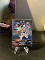 AMED ROSARIO 2018 Prizm BLUE CRACKED ICE SP /149 RC REFRACTOR #24! METS Rookie
