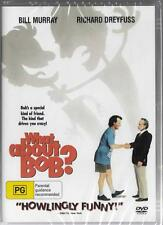 WHAT ABOUT BOB? - BILL MURRAY & RICHARD DREYFUSS - NEW DVD FREE LOCAL POST