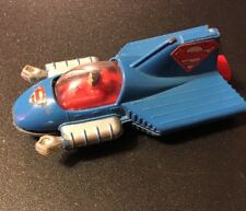 1979 ORIGINAL Corgi SUPERMOBILE Superman Silver Arm ROCKET FIRING WORKS