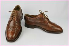 K SHOES OF ENGLAND Derby Tout Cuir Marron T 10 / 44,5 BE