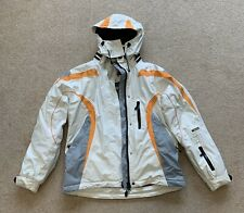 Maier Sports Ski Jacket . Women's EU36/UK8, Orange White