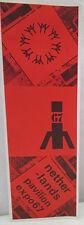 Vintage Montreal Canada EXPO 67 Netherlands Pavilion 1967 Souvenir