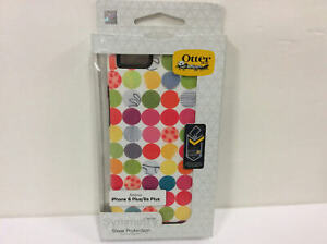 OtterBox Symmetry Apple iPhone 6/6s Plus Gumball Pink Protective Case 77-52386