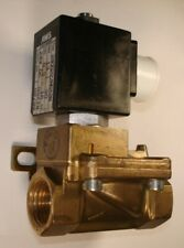 New Listingaws Electric Water Solenoid Valve 24 Volt Dc 12 Npt With Mounting Bracket