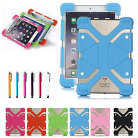 """US Unisersal Schockproof Silicone Gel Soft Case Cover For 7"""" - 7.9"""" Tablets MID"""