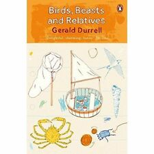Birds, Beasts and Relatives by Gerald Durrell (Paperback, 2017)