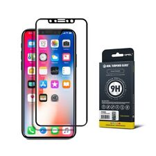 GPEL® iPhone X Screen Protector Premium HD Edge to Edge covered Tempered Glass