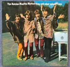 The Beatles, Magical Mystery Tour Oz Only Alt Cover- World Record Club Vinyl Lp