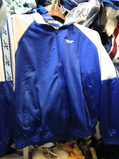 REEBOK TRACKSUIT  TOP  34  INCH VINTAGE ATHLECTIC £20 POLYESTER
