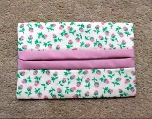 Pink Kleenex Holders with Tissues
