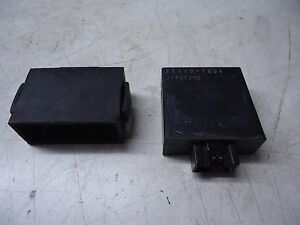 Kawasaki GPX750R CDI Unit 1989 GPX750 Spark Unit