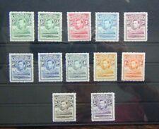 Basutoland 1938 to 5s MM (5s crease)