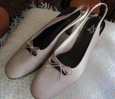 LifeStride 8 1/2 medium slingback pumps high heels