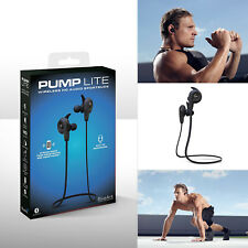 Genuine BlueAnt Wireless BT Sweat proof HD Sport iOS In-Earphone GYM Headphones