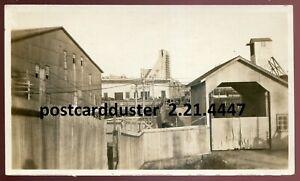4447 - TIMMINS? Ontario 1920s Hollinger Mine. Real Photo Postcard