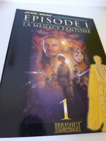 STAR WARS - Delcourt / Lucasfilm Ltd - Episode I : La Menace Fantome 1(cp14)