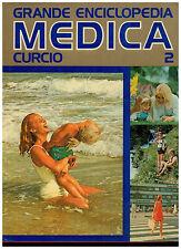 GRANDE ENCICLOPEDIA MEDICA CURCIO  vol. 2 - Ottimo