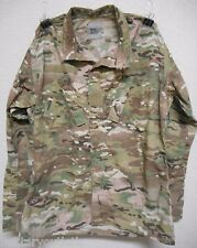 MULTICAM, FLAME RESISTANT, INSECT GUARD, ARMY COMBAT UNIFORM COAT, NWOT M/L