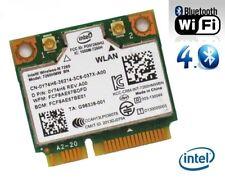 + Intel® Wireless-N 7260 Windows®10 WLAN 300Mbit/s+Bluetooth 4.0 Mini PCIe +