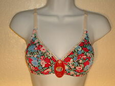 ITEM #7042: 40A BRAND NEW BRA, SOFT PADDED, NO UNDERWIRE, DOUBLE HOOK LOCK