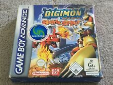 Digimon Battle Spirit for Gameboy Advance Boxed GBA - DS -SP- AUS - rare