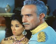 """~~ FRANCE NUYEN Authentic Hand-Signed """"Marco Polo"""" 8x10 Photo ~~"""