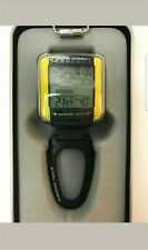 Nos National Geographic Society Sensor Tech Weather Clip Barometer Thermometer