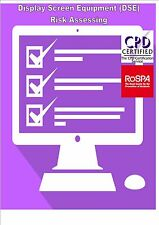 Assessing Display Screen Equipment  Health & Safety computer based E-learning