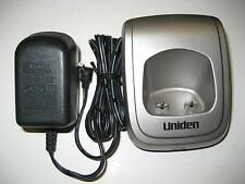 Uniden DCX21 Cordless Phone Handset Charger With PS-0035 AC Adapter