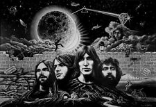 PINK FLOYD Dark Side of the Wall Syd Edition Songscape!
