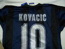 MAGLIA CALCIO FC INTER 2014 KOVACIC 10 ANNI UFFICIALE MAGLIETTA 7 8 9 YEARS