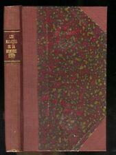 Th. RIBOT. Les Maladies De La Memoire. [ Diseases of Memory.] 1906 French