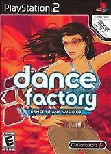 Dance Factory (Sony PlayStation 2, PS2) - BRAND NEW