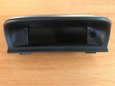 PEUGEOT 307 MK2 DIGITAL CLOCK DISPLAY UNIT PART No 9660468480