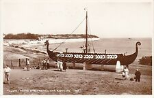 Hugin Viking Ship, Pegwell Bay, RAMSGATE, Kent RP