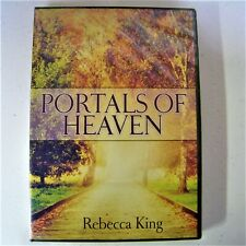 Portals Of Heaven Dvd Rebecca King How You Can Live Under An Open Sky