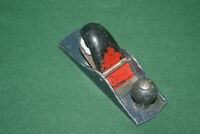 GOOD USER Vintage Stanley Woodworking Block Plane Made in USA INV#NK23