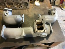 "3208T CATERPILLAR MARINE CROSS OVER MANIFOLD AND ELBOWS ""SHIPS FREE"""
