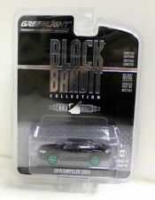 GREENLIGHT 1:64 BLACK BANDIT SERIES 10 2015 Chrysler 200 S Car 27750-F Chase Car