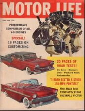 Motor Life Magazine V8 Engines & Customizing June 1958 022818nonr