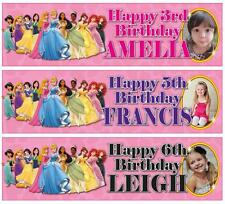 Articoli di compleanno bambino per feste e occasioni speciali, tema principesse