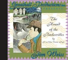 Used,VeryGood The Hound of the Baskervilles for Children Audio CD Told by Jim We