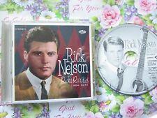 Rick Nelson – Rick's Rarities 1964-1974 Ace Records CDCHD 995 CD Album