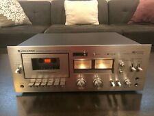 Kenwood Kx-1030 3 Head Stereo Cassette Deck