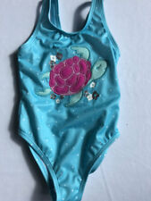 GYMBOREE swimsuit turtle UPF 50 2T one piece